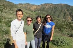 Eric, Cristine, Christine & Jackie