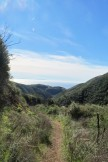 Solstice Canyon, Sosotomo Trail