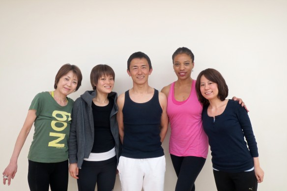 After Class with Yuri Oishi