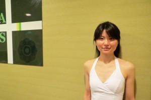Sari, Yoga Plus Shinjuku