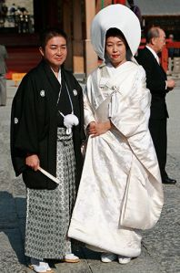 marriage-japanese, traditional