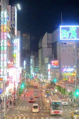 Shinjuku Lights I
