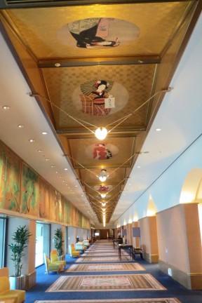The Hall of beautiful Ladies