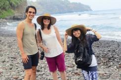 David, Julie & Yuri