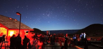 Photo By: Star Gazing Program at Mauna Kea