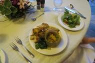 Dinner, HIRC