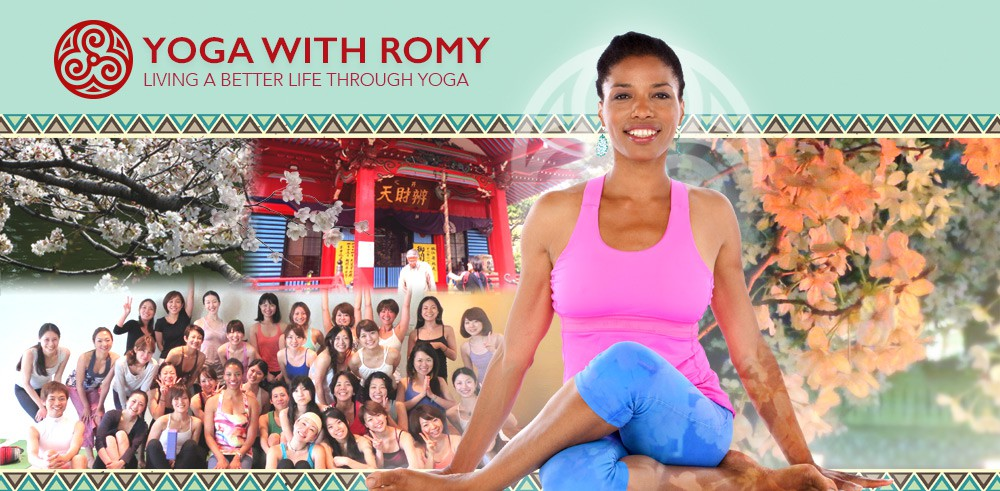 yoga with romy